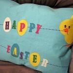 easter handmade pillow 12