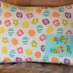 easter handmade pillow 16