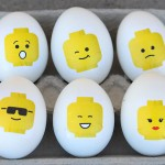 LEGO Easter eggs 2