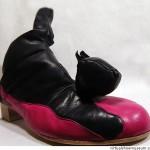 Уникалните обувки на Tetsuya Uenobe