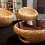 Рециклирани мебели от кашон от Giancarlo Zema