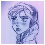 frozen drawings 8