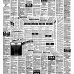 Креативна реклама във вестник извън стандарта