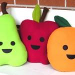 Плодови възглавнички