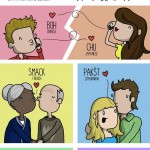 Звука на целувката!