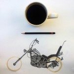 Pencil-Drawings-and-Coffee-Marks-61