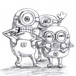 30_day_challenge__7_minions_by_goldenponcho-d3373d8